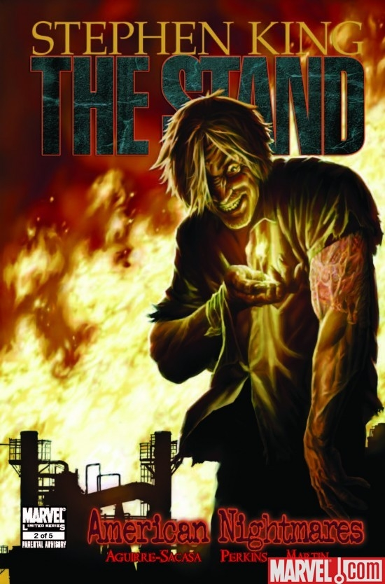 The Stand: American Nightmares (2009) #2