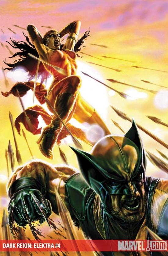 Dark Reign: Elektra (2009) #4