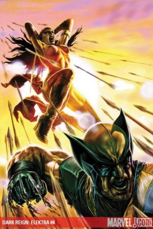 Dark Reign: Elektra #4