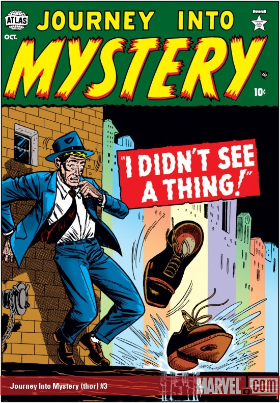 Journey Into Mystery (1952) #3