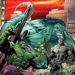 Hulk: Broken Worlds Book (2009)