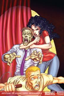 Anita Blake: The Laughing Corpse - Necromancer #2