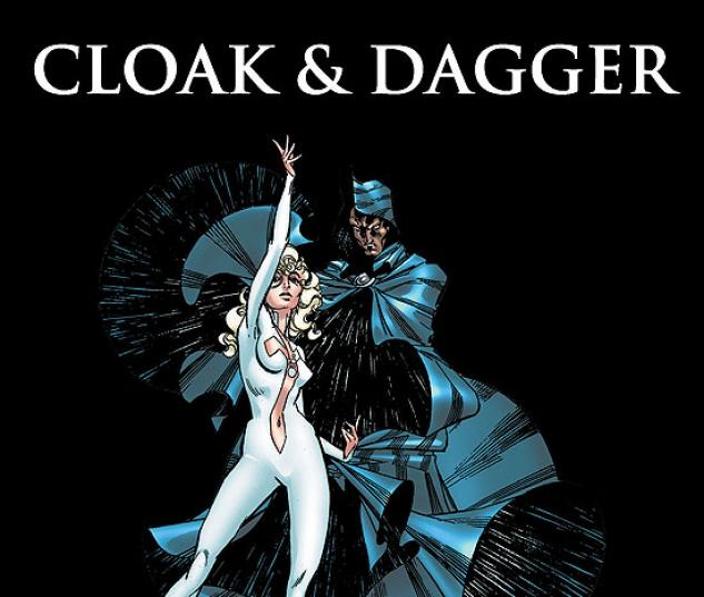 CLOAK & DAGGER: CHILD OF DARKNESS, CHILD OF LIGHT PREMIERE HC #0