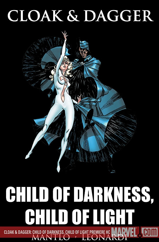 Cloak & Dagger: Child of Darkness, Child of Light (DM Only) (Hardcover)