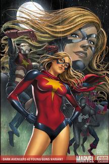 Dark Avengers (2009) #2 (YOUNG GUN VARIANT)