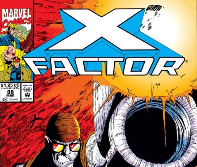 X-Factor #88