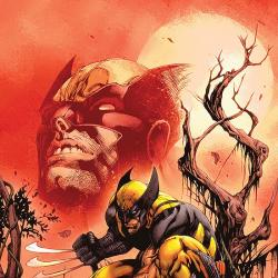 WOLVERINE POSTER BOOK  #1