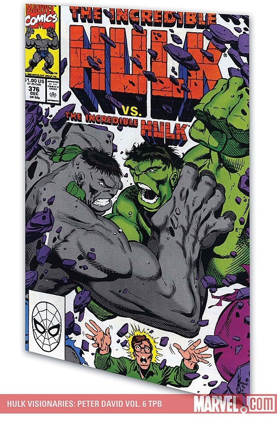 Hulk Visionaries: Peter David Vol. 6 (Trade Paperback)