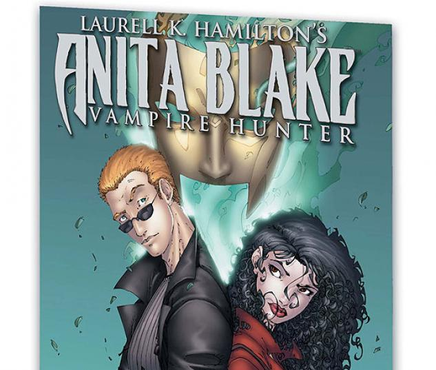LAURELL K. HAMILTON'S ANITA BLAKE, VAMPIRE HUNTER: THE FIRST DEATH #0