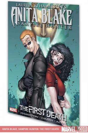 Laurell K. Hamilton's Anita Blake, Vampire Hunter: The First Death (Trade Paperback)