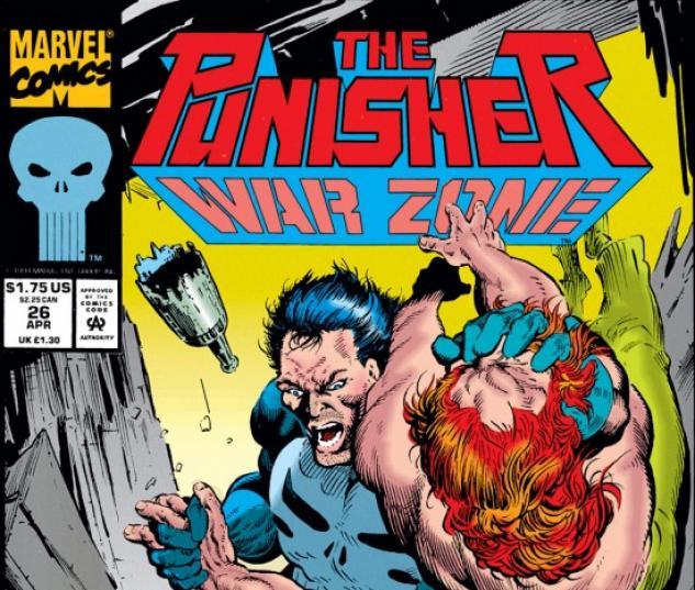 THE PUNISHER: WAR ZONE #26