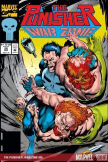 The Punisher War Zone #26