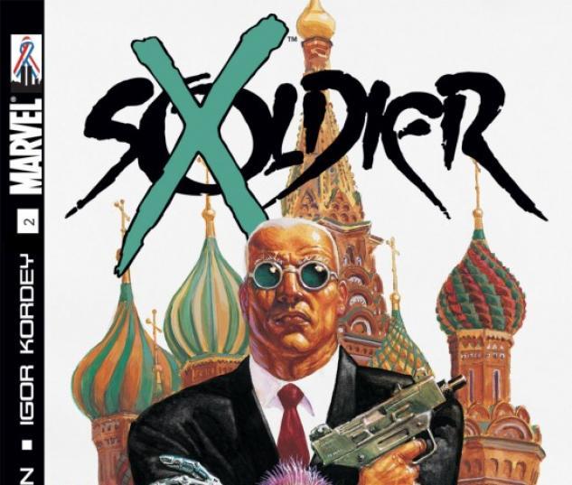 Soldier X #2