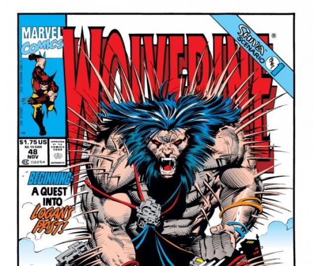Wolverine #48