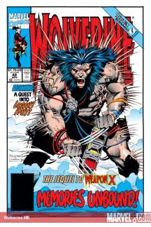 Wolverine Legends Vol. 6: Marc Silvestri Book I (Trade Paperback)