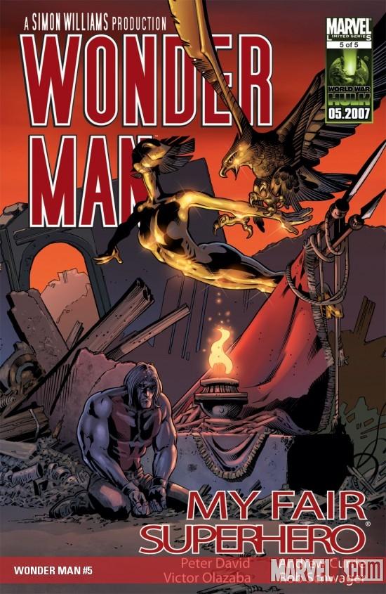 Wonder Man (2006) #5