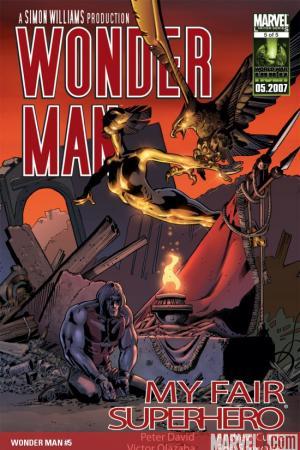 Wonder Man #5