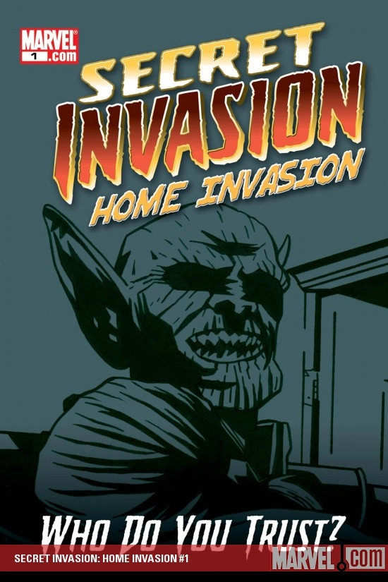 Secret Invasion: Home Invasion Digital Comic (2008) #1