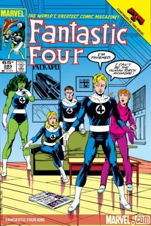 Fantastic Four #285