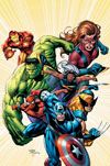 MARVEL TWO-IN-ONE #8