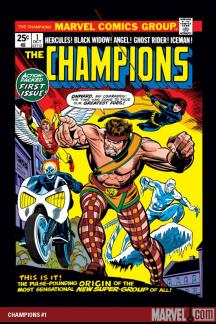 Champions Classic Vol. 1 (Trade Paperback)