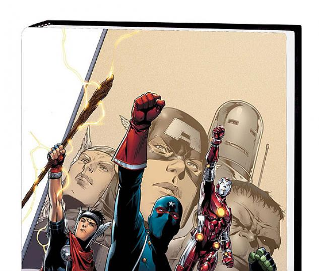 YOUNG AVENGERS #0