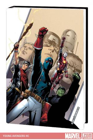 Young Avengers (Hardcover)