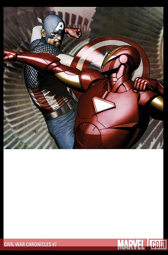 Civil War Chronicles (2007) #7