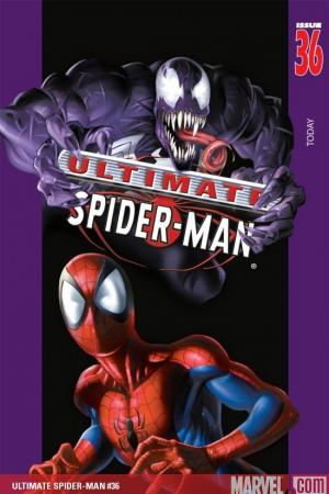 Ultimate Spider-Man (2000) #36