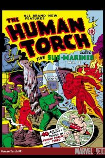 Human Torch Comics #4