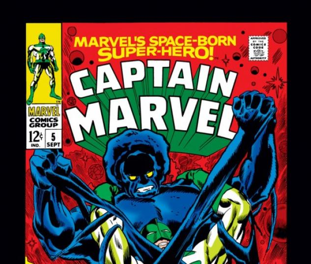 CAPTAIN MARVEL #5