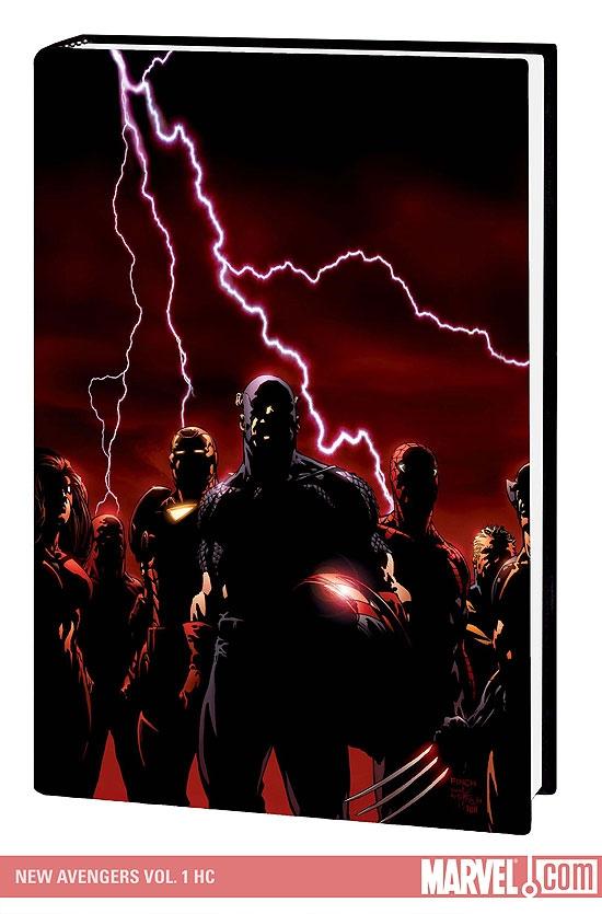 New Avengers Vol. 1 (Hardcover)