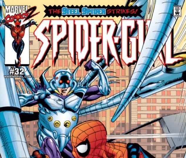 Spider-Girl (1998) #32