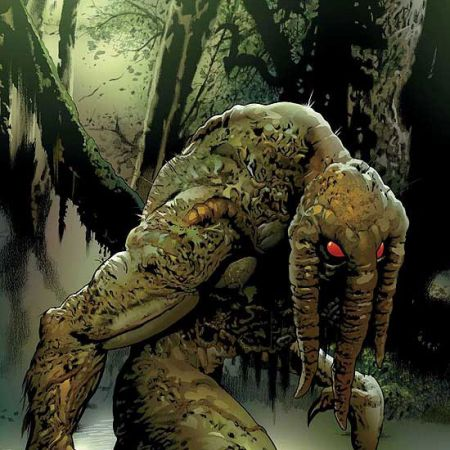 Legion of Monsters: Man-Thing (2007)