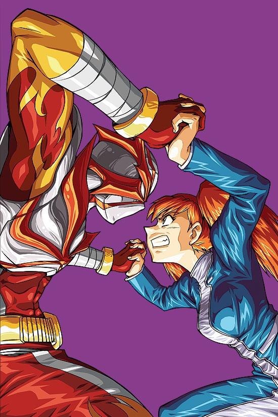 New Mangaverse (2006) #4