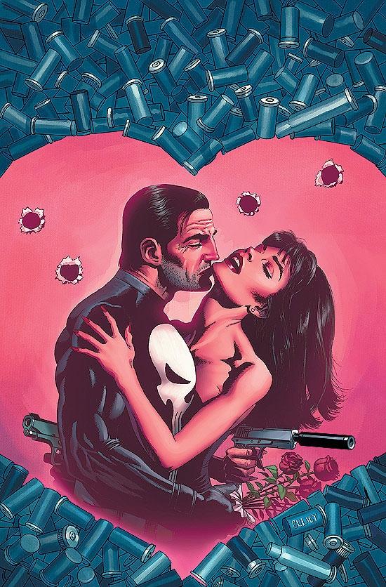 Punisher Valentine's One (2006) #1