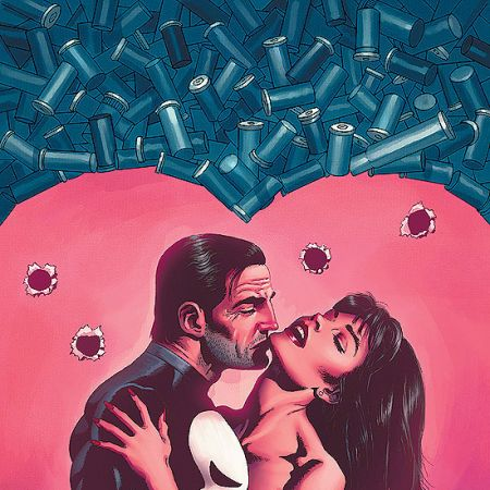 PUNISHER VALENTINE'S ONE #1