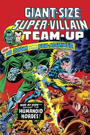 Essential Super-Villain Team-Up (Trade Paperback)