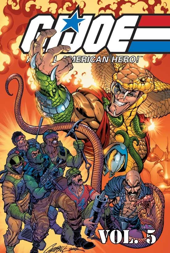 G.I. Joe Vol. V (Trade Paperback)
