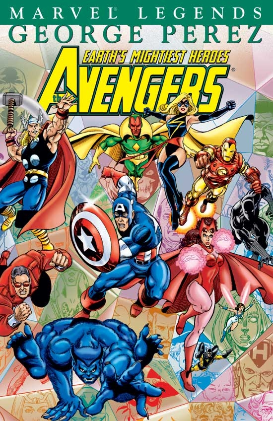 Avengers Legends Vol. II: George Perez Book I (Trade Paperback)