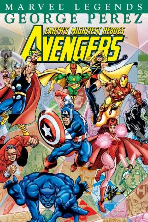 Avengers Legends Vol. II: George Perez Book I (1999)