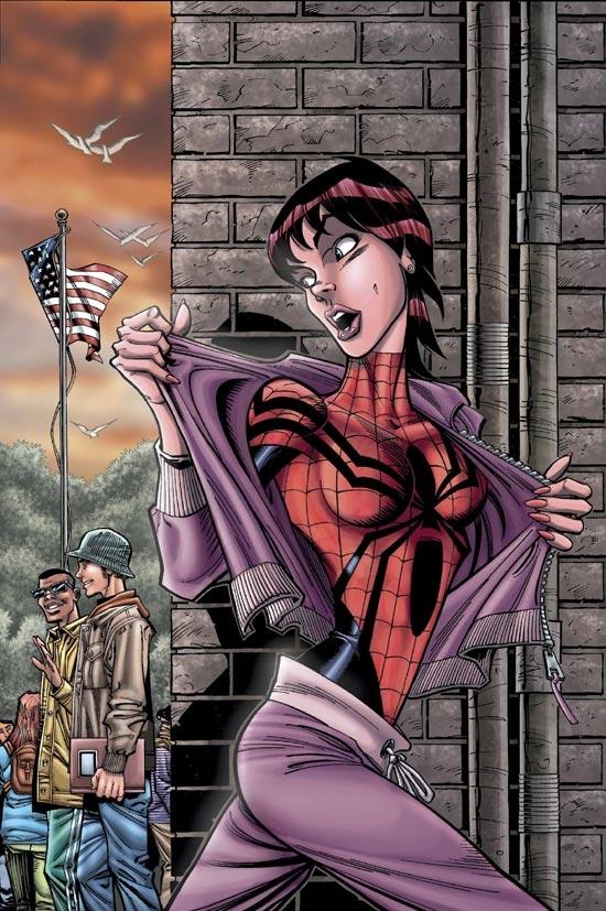 Spider-Girl (1998) #73