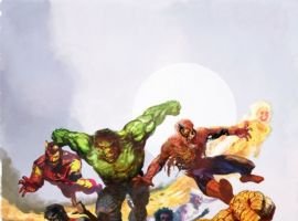 Marvel Zombies HC Cover