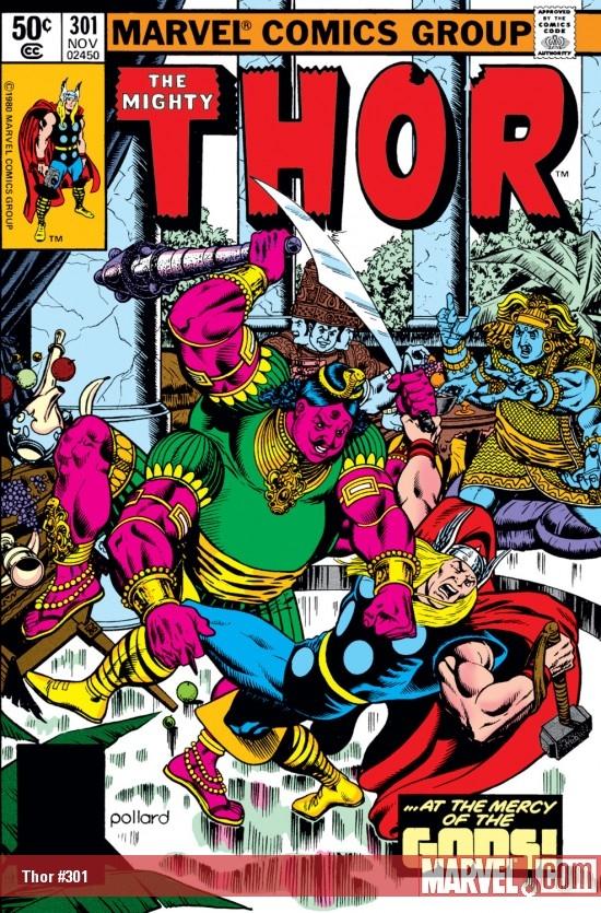 Thor (1966) #301