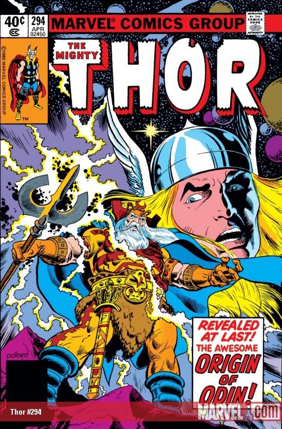 Thor (1966) #294