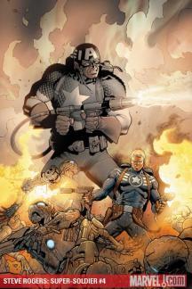 Steve Rogers: Super-Soldier (2010) #4