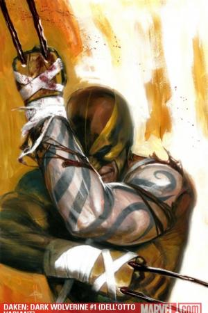 Daken: Dark Wolverine #1  (DELL'OTTO VARIANT)