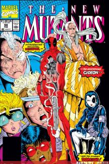 New Mutants (1983) #98