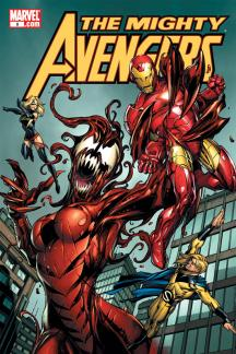 Mighty Avengers (2007) #8