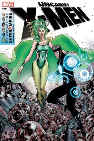 Uncanny X-Men (1963) #478